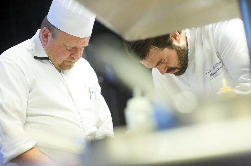 «The Restaurant»: 1 resto, 4 chefs