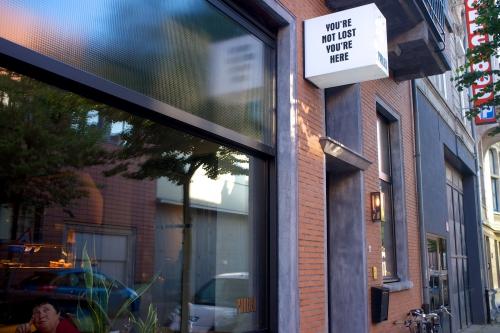 «Publiek»: bistrot actuel inspiré à Gand