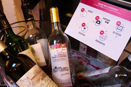 Apéros Bordeaux Expérience, apéros urbain, vin de Bordeaux