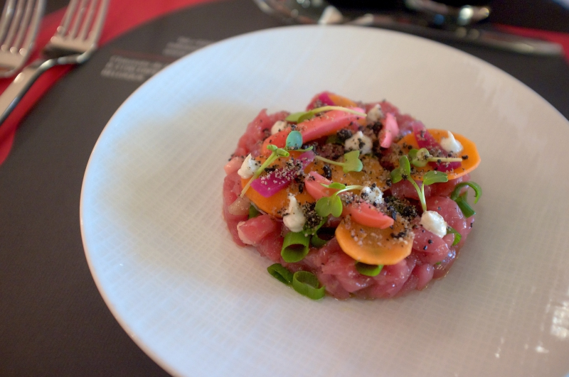 Wine and More, restaurant Namur, Carl Gillain, L'Agathopède