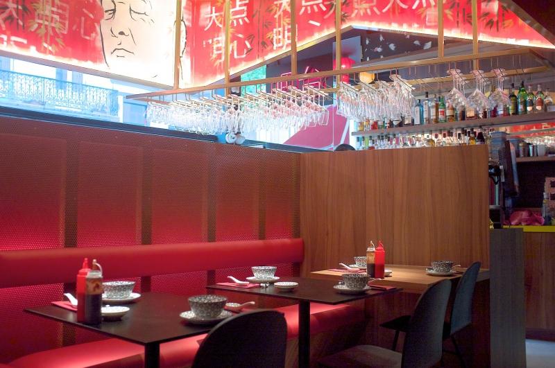 «Dam Sum», des raviolis chinois à Bruxelles