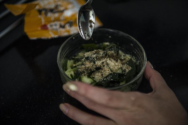 Cuisine japonaise, expatrié