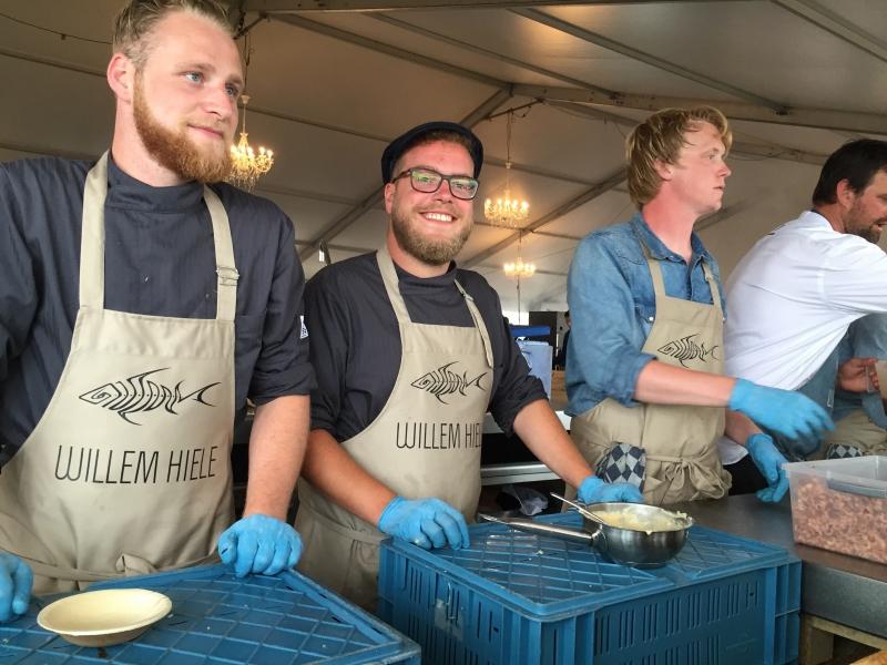 flemish food bash,événement culinaire,foodies belges