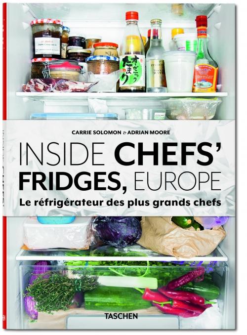 Qu'y-a-t-il dans le frigo des chefs?