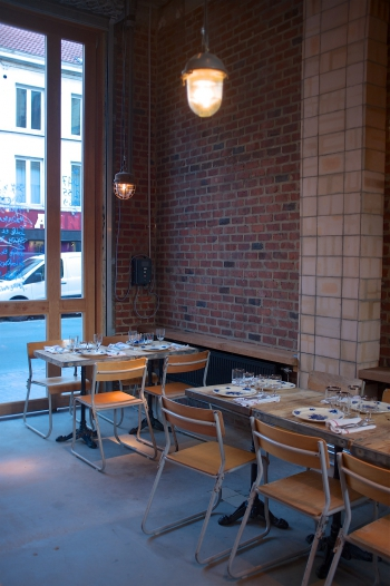 crab club,philippe emanuelli,restaurant bruxelles