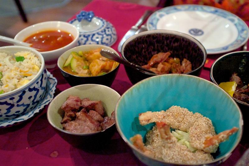 Restaurant chinois, restaurant Charleroi, cuisine chinoise, L'esprit Bouddha