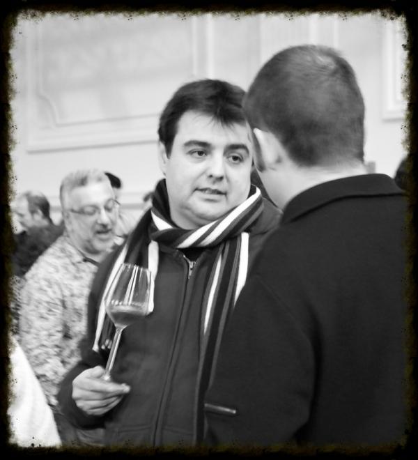 vini birre ribelli,salon du vin,vins nature,patrick böttcher