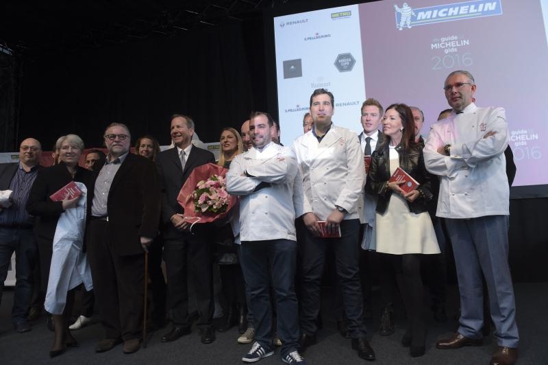Michelin reste fidèle à la cuisine classique