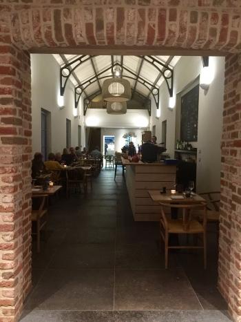la gare d'hamois,restaurant hamois