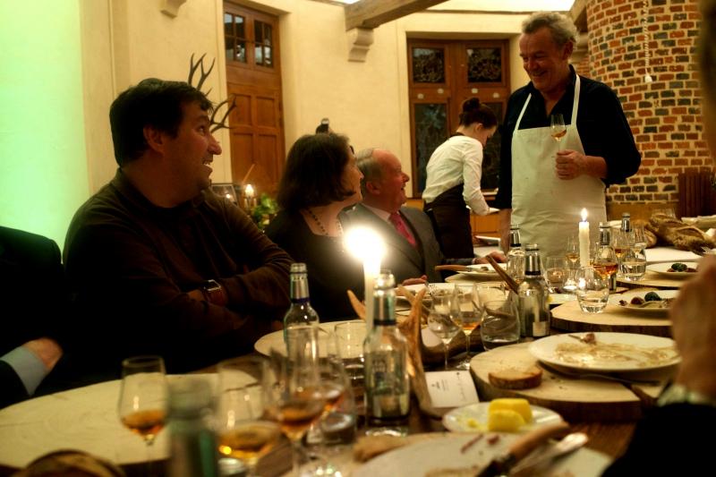 Quand Alain Passard invite à sa table!