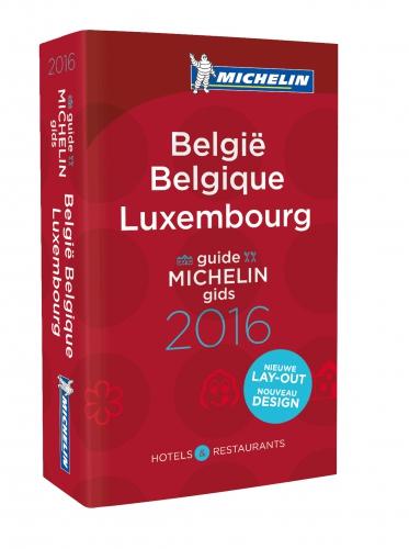 Michelin 2016: trois nouveaux 2 étoiles en Belgique!