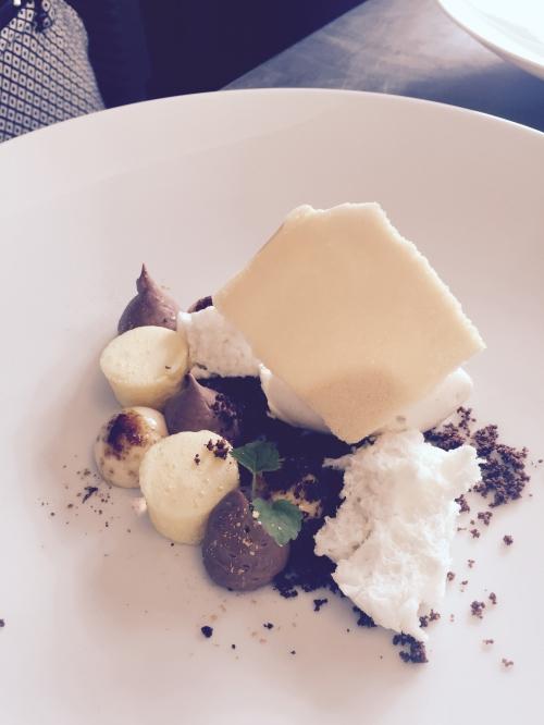 recette de chef,dessert de noël,christophe pauly,le coq aux champs