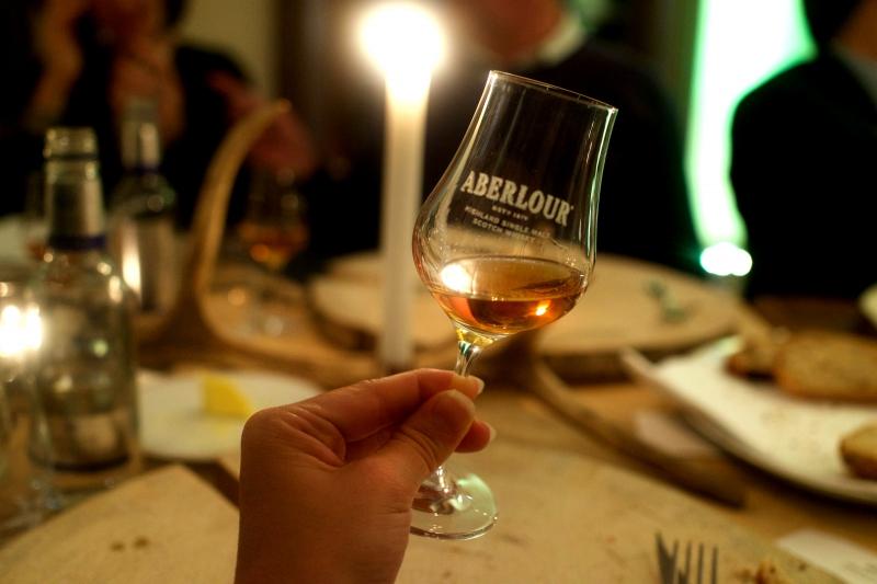 alain passard,trois étoiles,whisky,aberlour,gibier