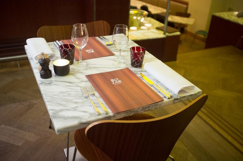 Bozar Brasserie, Restaurant Bruxelles, David Martin, Pâté en croûte, Karen Torosyan