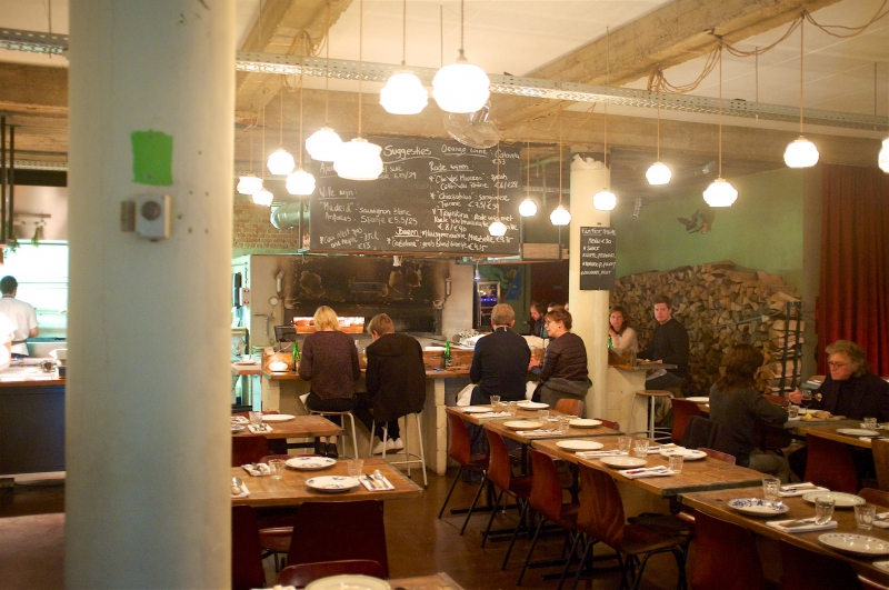 De Supérette, Kobe Desramaults, In de wulf, pizzéria, restaurant Gand