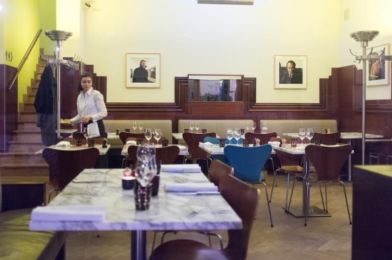 «Bozar Brasserie»: retour au classicisme