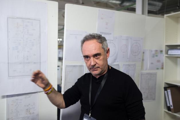 Ferran Adrià, le savant fou de la cuisine