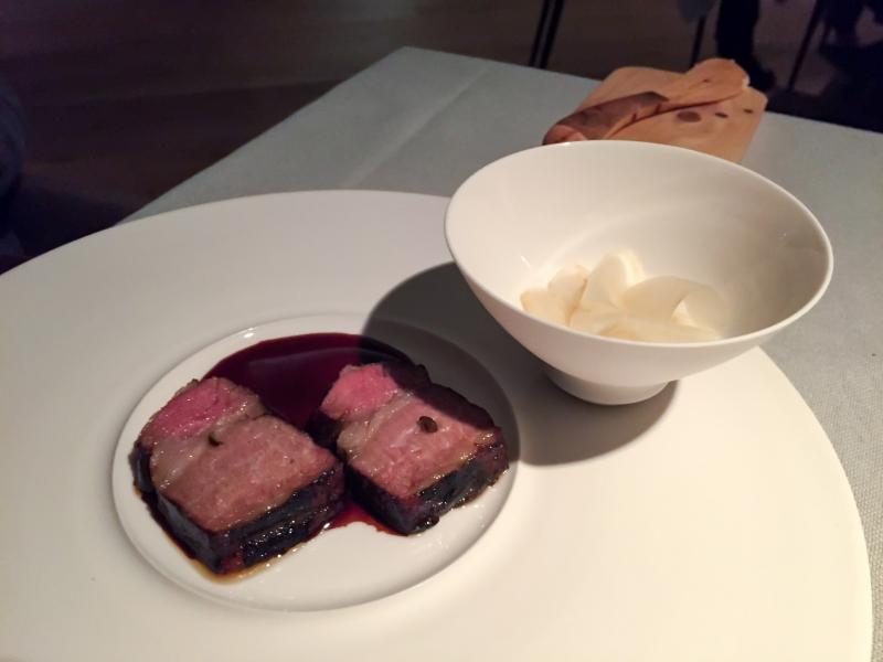 Restaurant Berlin, locavore, Einsunternull, cuisine nordique