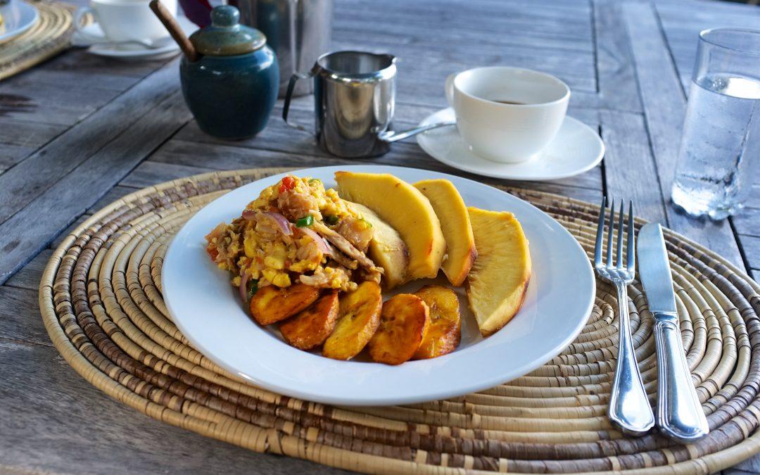 Sous le soleil de la Jamaïque on fait des découvertes culinaires…