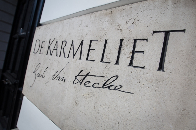 de karmeliet,geert van hecke,maxime collard,la table de maxime,trois étoiles