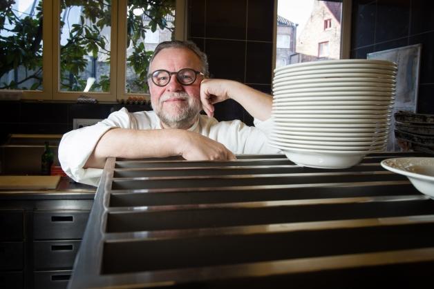 Geert Van Hecke, passeur de saveurs