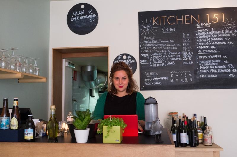 «Kitchen 151»: toutes les saveurs du Moyen Orient et de la Méditerranée
