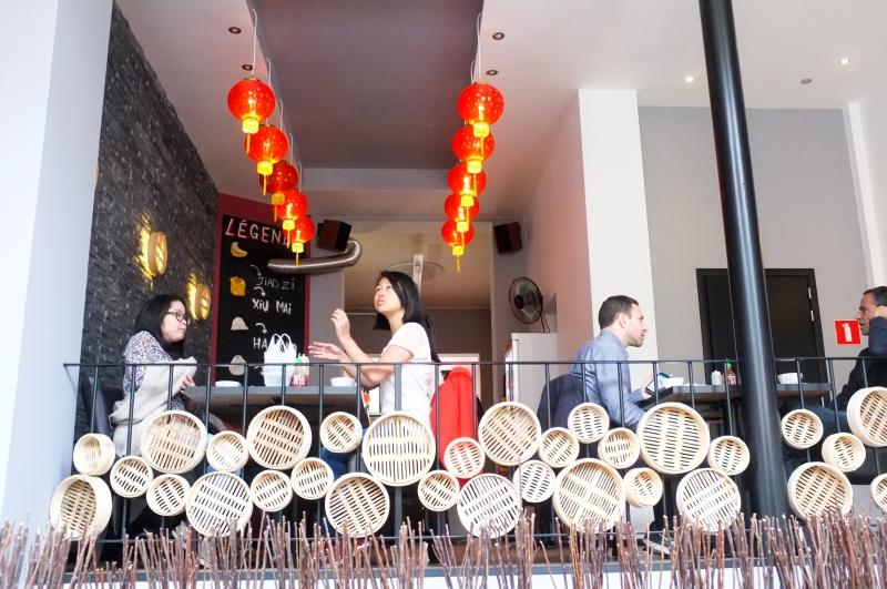 «Let's Dim Sum»: délicieuses bouchées chinoises