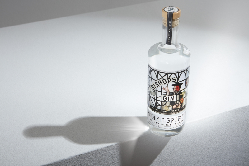 gin,bishop gin,matthieu chaumont,chez hortense