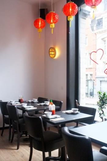 Let's Dim Sum, snack chinois, restaurant, Bruxelles