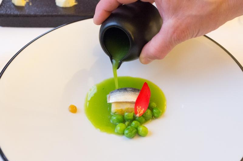la paix,david martin,chef étoilé,restaurant bruxelles