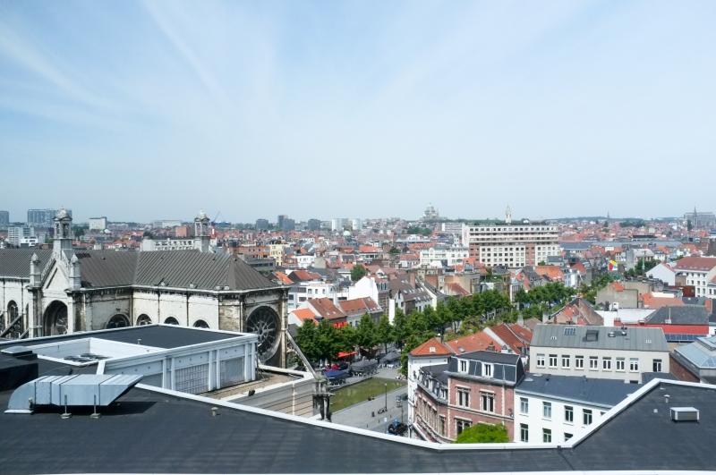 rooftop 58,sang-hoon degeimbre,restaurant bruxelles,pop-up