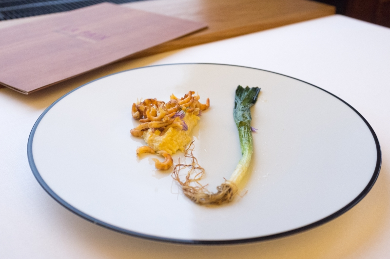 La Paix, David Martin, chef étoilé, restaurant Bruxelles