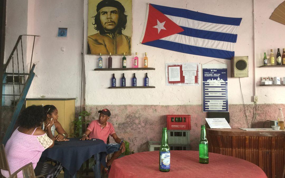 Une histoire du rhum cubain