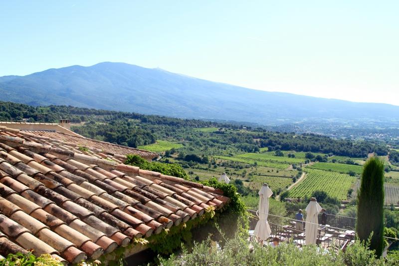 provence,drôme provençale,mont ventoux,crillon-le-brave,jérôme blanchet,bistrot 40k,cuisine locavore,gigondas,le clair de la plume,julien allano, châteauneuf-du-pape