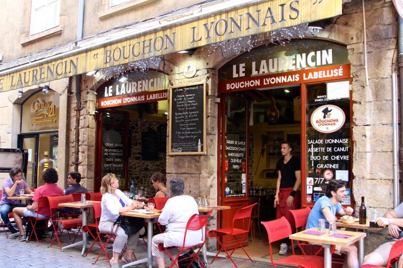 Bouchons, Lyon, Paul Bocuse, trois-étoiles
