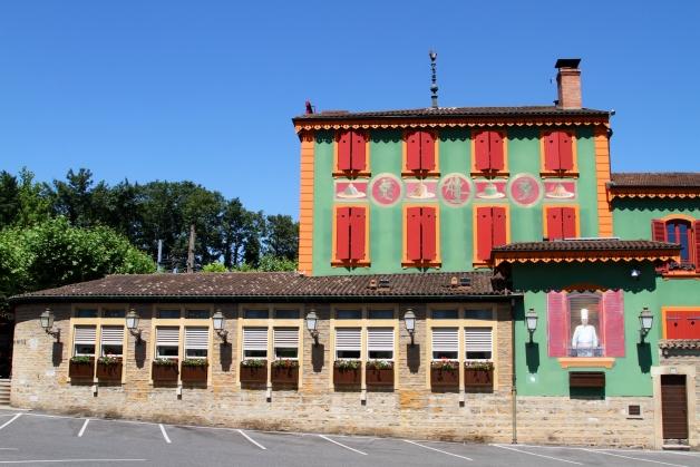 Bocuse, le musée de la gastronomie française