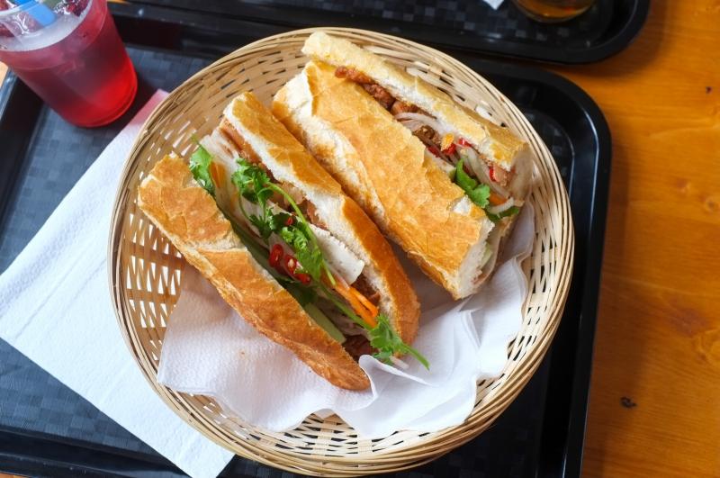 Street food vietnamienne chez «O Banh mi»
