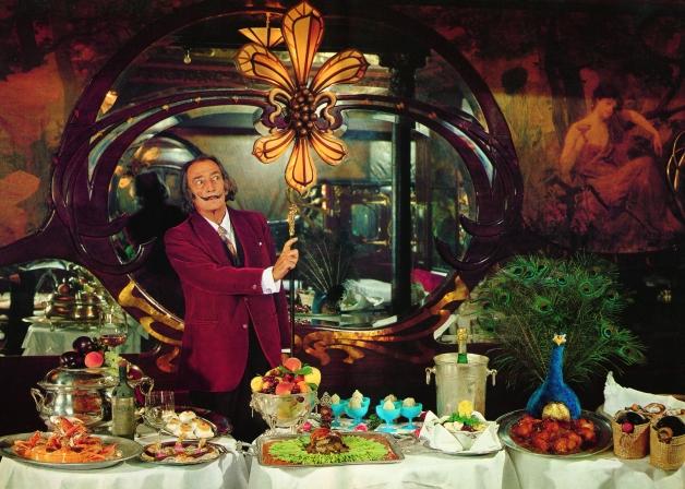 Le festin surréaliste de Dalí