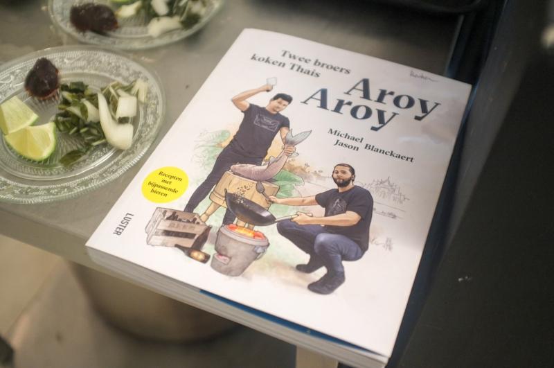 «Aroy Aroy», un pop-up thaï à Gand signé Blanckaert