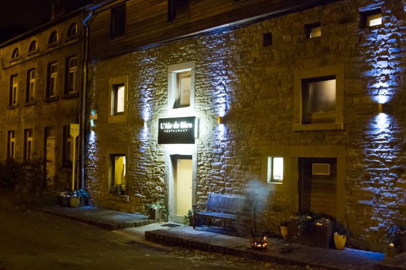 L'air de tien, Stéphane Diffels, restaurant Liège, restaurant Esneux