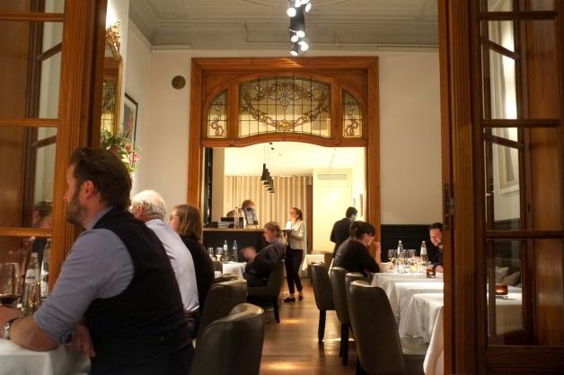 Elégance néoclassique au «Vrijmoed» à Gand