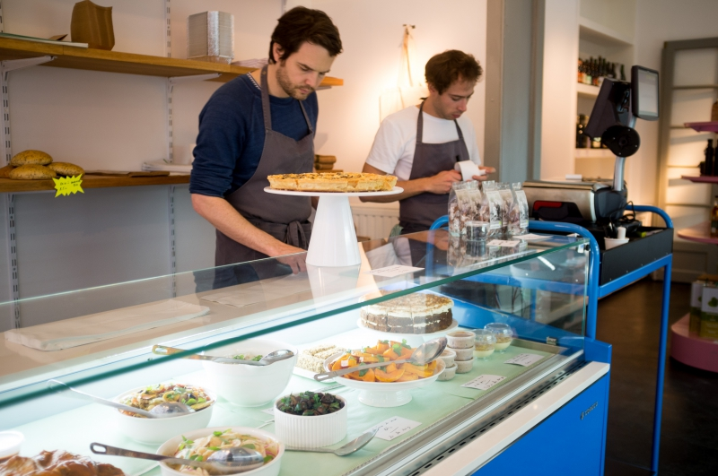 La buvette, alimentation, épicerie Bruxelles, épicerie, nicolas scheidt