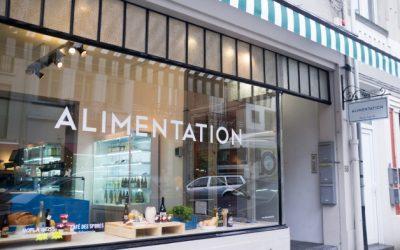 «Alimentation»: l'épicerie de «La buvette»