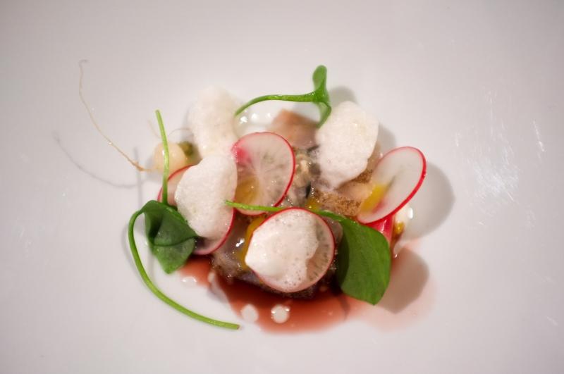 castor,restaurant flandre,étoilé,michelin,maarten bouckaert
