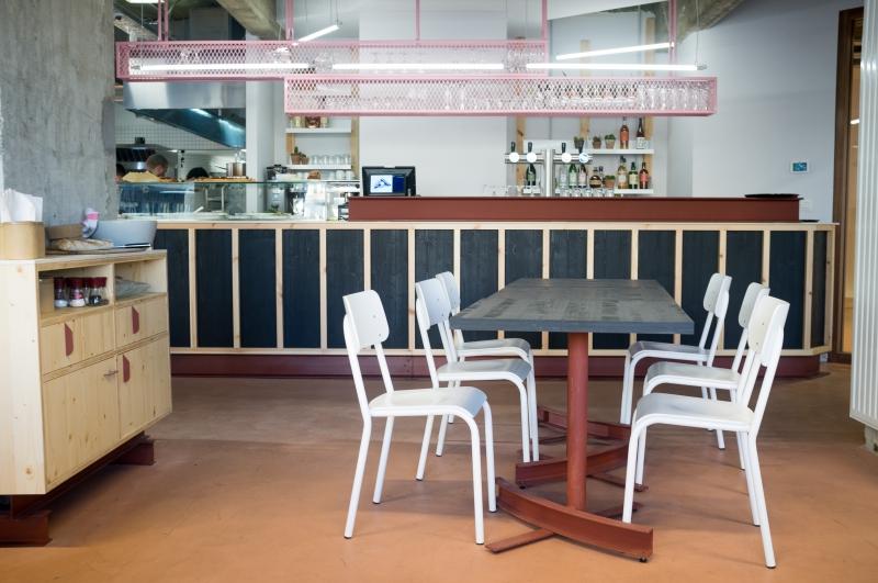 l'architecte,restaurant,bruxelles,place flagey,damien bouchéry