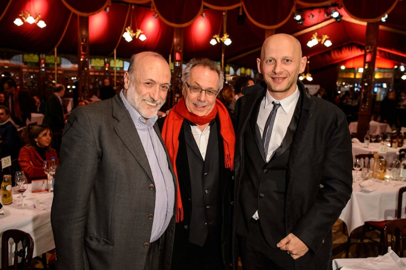 Quand la Berlinale passe à table