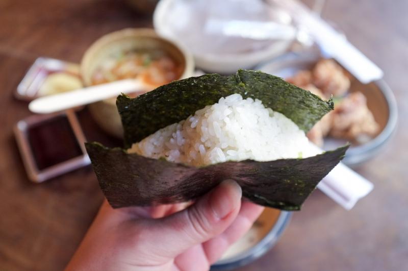 «Kumiko», bar à onigiris
