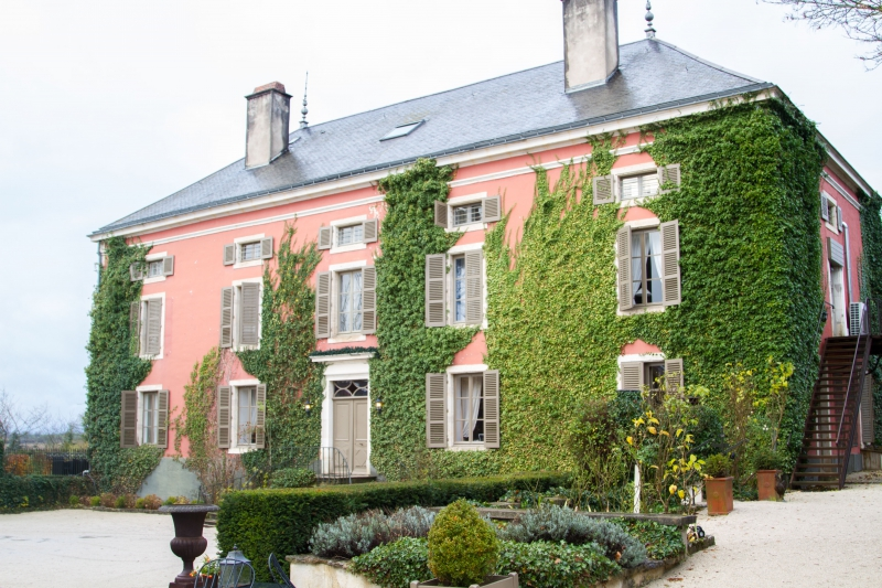 château de courban,bourgogne,moutarde fallot,mulot & petitjean
