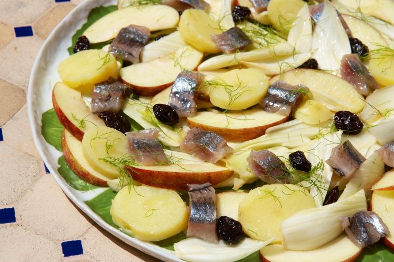 Gastronomie hollandaise, Gouda, fromages de Hollande, maatjes, Sergio Herman