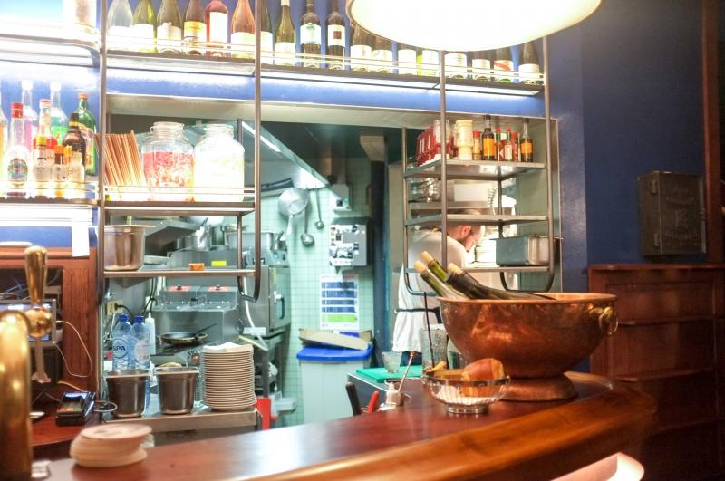 chez richard,café bruxelles,bistrot bruxelles,bistrot,fricandelle